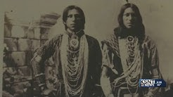 Kaw nation's ties to Kansas