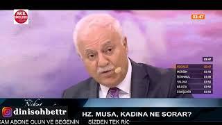 Nihat Hatipoğlu İle Sahur Özel 18 Mayıs 2019