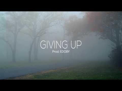 Giving Up - Sad Story Guitar Rap Beat Hip Hop Instrumental