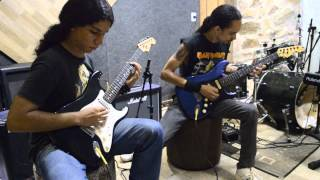 Iron Maiden - Losfer Words (Big' Orra) cover