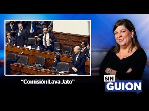 Comisión Lava Jato - SIN GUION con Rosa María Palacios