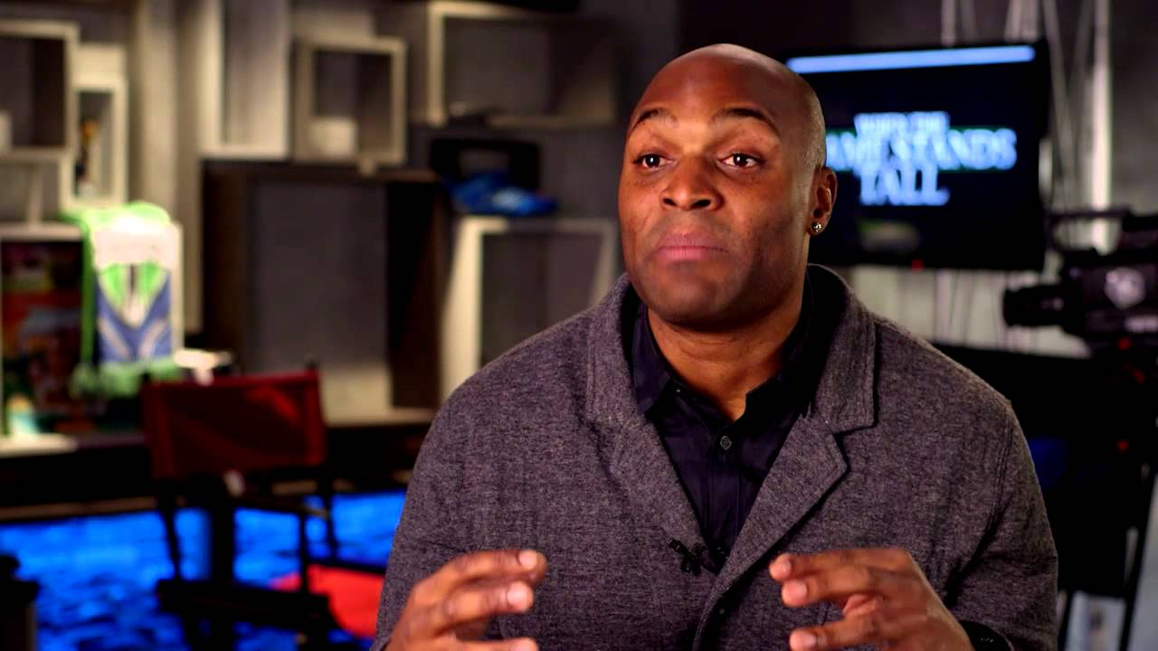 Interview With Amani Toomer - YouTube