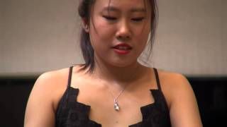 Sixuan Zhang (China), X International Balys Dvarionas Competition for Young Pianists