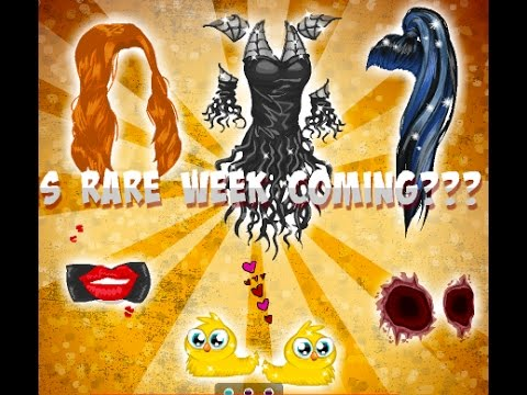MSP HAS OFFICIALLY REVEALED THE DATE/ RARES COMING TO RARE WEEK!! *PROOF*