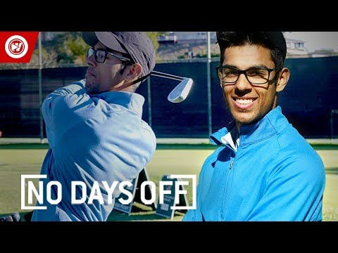 17-Year-Old Golf PHENOM On PGA Tour | Akshay Bhatia