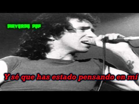 AC/DC- Love Song- (Subtitulado en Español)