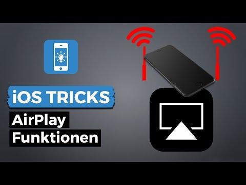 AirPlay Funktionen - Streamen leicht gemacht (Musik, Filme, Fotos, Bildschirmübertragung)