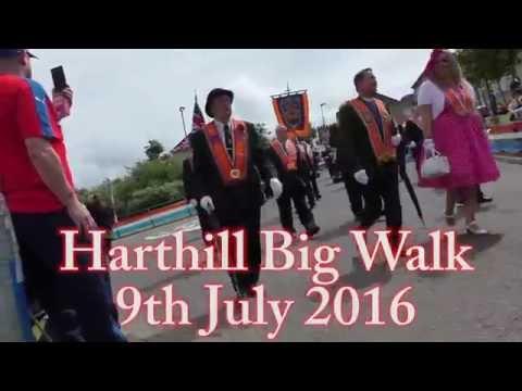 Central Scotland Big Walk 2016 - Harthill