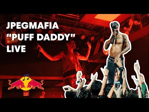 JPEGMAFIA - Puff Daddy | LIVE | Red Bull Music Festival New York