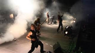 Thyrfing - Far Åt Helvete (Live Party San 2009) (DVD, HQ)