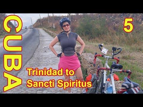 Bicycle Tour Cuba - Day 5 - Trinidad to Sancti Spiritus