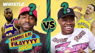Famous Los vs. Filayyyy | Who Built The Better SUPER TEAM?