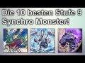 Yu-Gi-Oh! | Top 10 Stufe 9 Synchromonster!