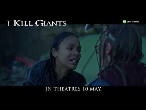 I Kill Giants 30s TV Spot
