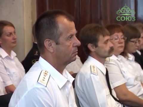 В Санкт-Петербурге состоялось торжественное мероприятие, организованное Службой судебных приставов