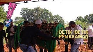 Gambar cover Detik-detik Pemakaman Pedangdut Senior Jacky Zimah - Cumicam 04 Juli 2019