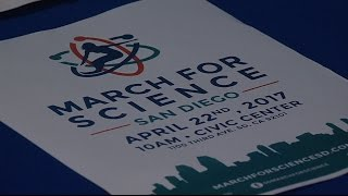 Why Many Will March For Science In San Diego (And Why Some Won't)