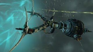 X Rebirth Gameplay: Schlachten im Weltraum.