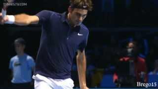 Roger Federer - Chum jetze! (HD)
