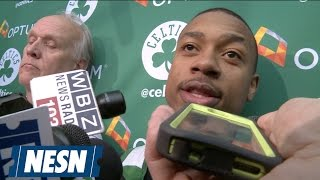 Isaiah Thomas Responds To Accusations Of Carrying