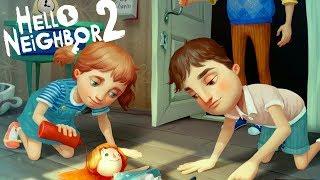 NOVO HELLO NEIGHBOR 2!!! | Os 2 Primeiros Capítulos (Hello Neighbor Hide and Seek/iOS/Android)