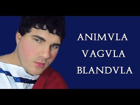HADRIANVS - ANIMVLA VAGVLA BLANDVLA