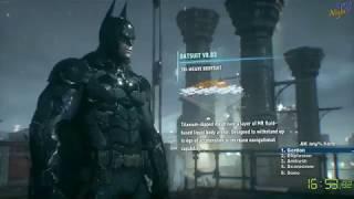 Batman: Arkham Knight speedrun any% hard in 2:53:01 (PB)