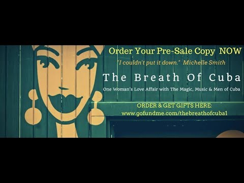 The Breath of Cuba Author Reads an Excerpt from the book