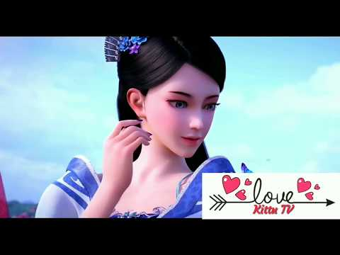 Wo ladki khoobsurat si/most beautiful heart touching song/cute love song/Animation Song/ Love Song/