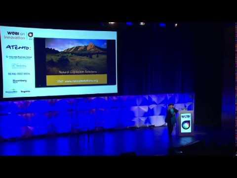 Hunter Lovins -The Edge Economy - WOBI on Innovation, NY