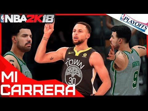 ¡EPISODIO FINAL! ¿ANILLO? - NBA 2K18 PS4 MI CARRERA FINAL - GAME 7 - AIRCRISS #62
