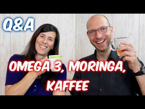 VEGAN Q&A: Omega 3, Vitamine Buch, Moringa, Kaffee, Mönchspfeffer (4 von 8)