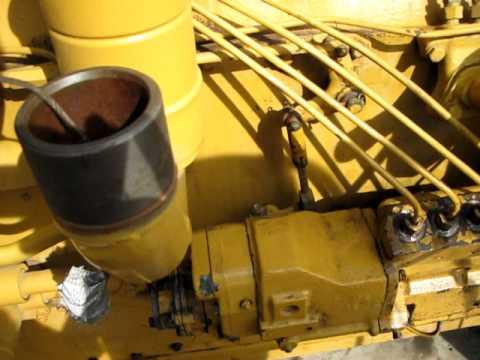 Caterpillar D342 Engine