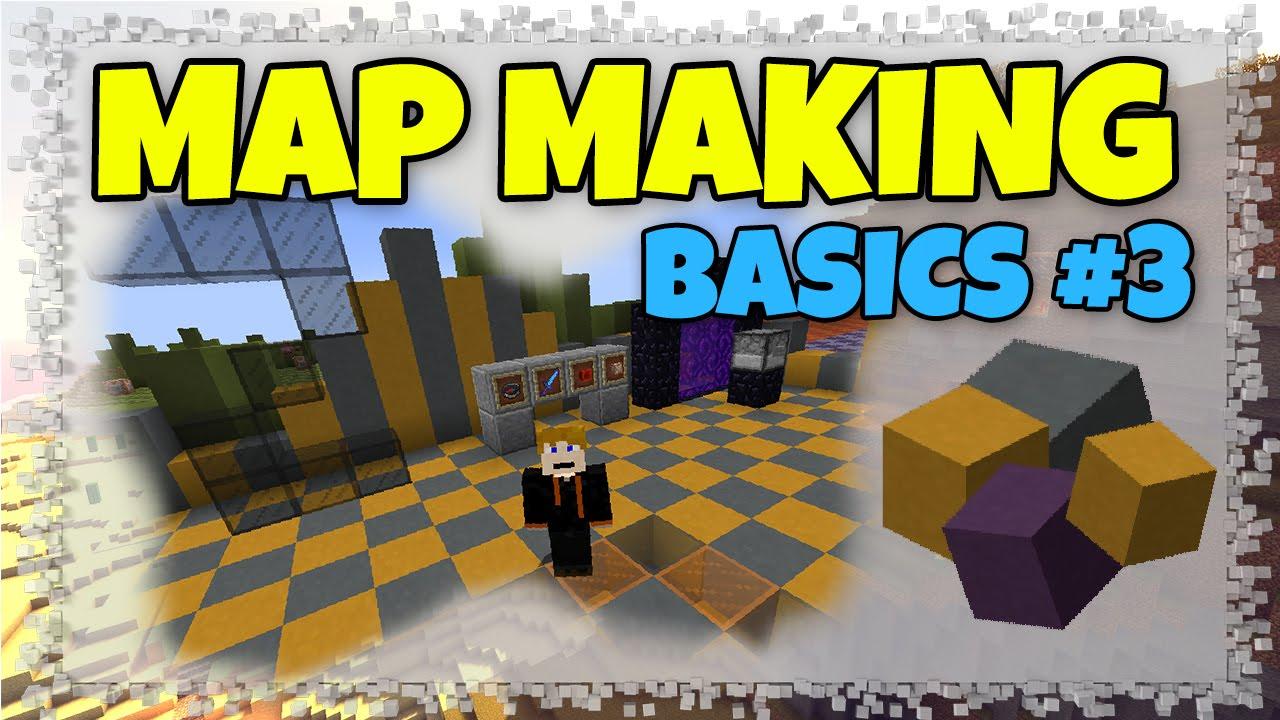 Minecraft Map Making BASICS SpawnChunks F Gamerules - Minecraft spielerkopfe erstellen
