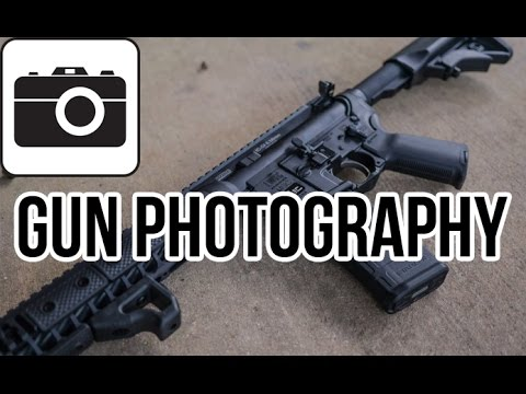 How to Shoot Your Gun: Gun Photography Tips