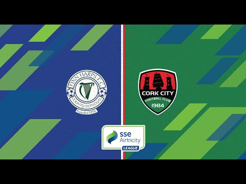 Premier Division GW13: Finn Harps 1-1 Cork City
