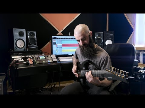 HOUR OF PENANCE - Lamb Of The Seven Sins (Official Guitar Playthrough)