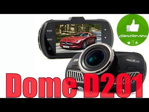 ✔ Видеорегистратор DOME D201 GPS на Ambarella A12! Gearbest