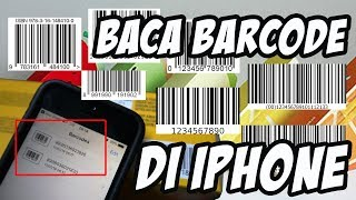 Use Your iPhone / Smartphone As A Barcode Scanner.