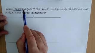 24) TİCARİ ALACAKLAR -128 ŞÜP.TİC.ALAC.HS ve 129 SÜP.TİC.AL.KAR.HS
