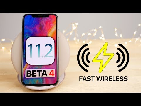 Download Youtube: iOS 11.2 Beta 4! Fast Wireless Charging, Offline Siri & More!