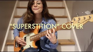 Josie Dunne - Superstition (Stevie Wonder Cover) [Old School Covers]