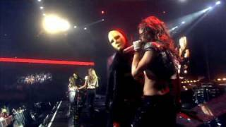 girls aloud womanizer out of control tour dvd