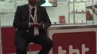 Food Tech Summit & Expo México - Honourable Mention IFT - THT