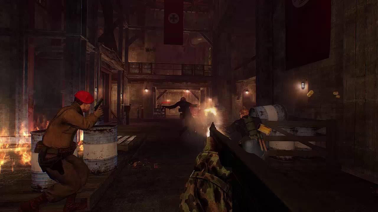 Raid World War II In Game Screenshots YouTube
