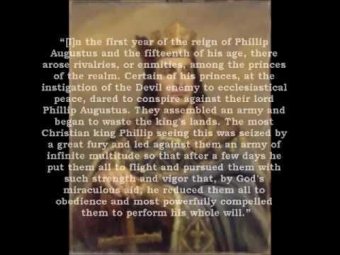 France Under King Philip Augustus