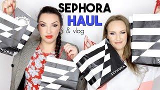 Sephora Highpoint Opening Haul & Vlog