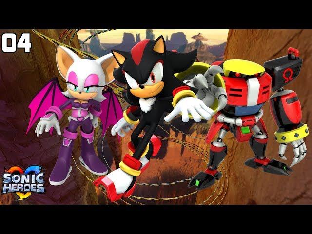 Sonic Heroes (GC) [4K] - Team Dark (4/7)