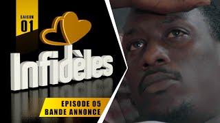 INFIDELES - Saison 1 - Episode 5 : la bande annonce
