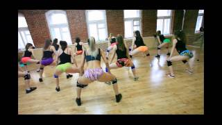 Booty dance, twerk!! CCT Forma!!! Yana Medvedchuk